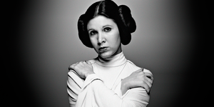 princesa leia carrie fisher