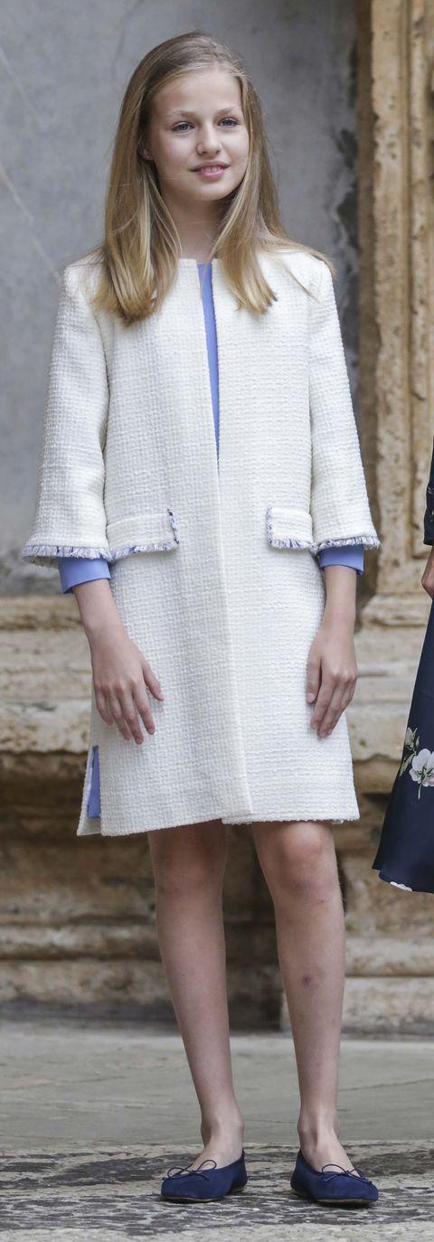 Princesa Leonor estilo look moda 2019