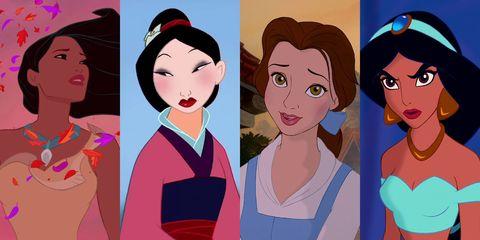 Las 14 Princesas Disney Más Taquilleras
