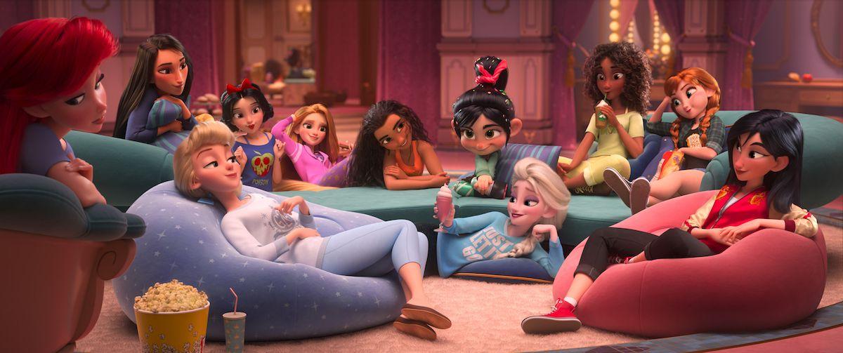 Este es el apodo que se gana Vanellope por parte de las princesas Disney en 'Ralph rompe Internet'