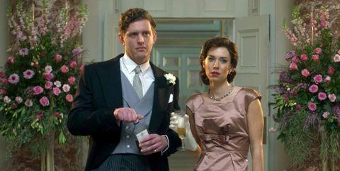 Suit, Formal wear, Event, Ceremony, Tuxedo, Floristry, Dress, Wedding, Marriage, Flower Arranging,