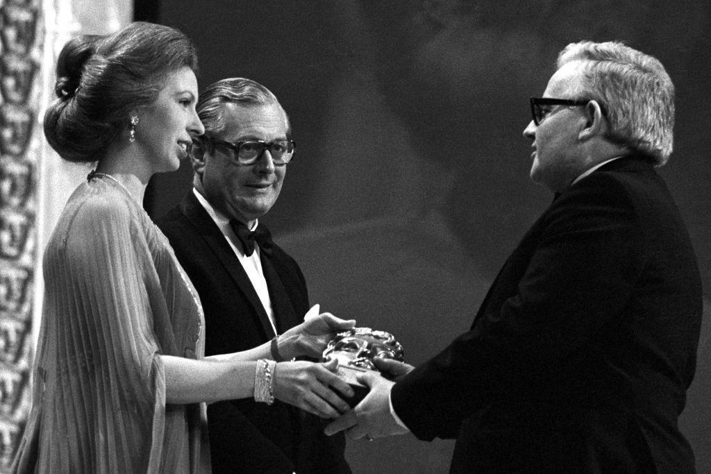 royals at BAFTA awards