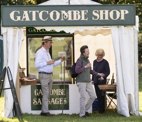 Gatcombe Horse Trials at Gatcombe Park