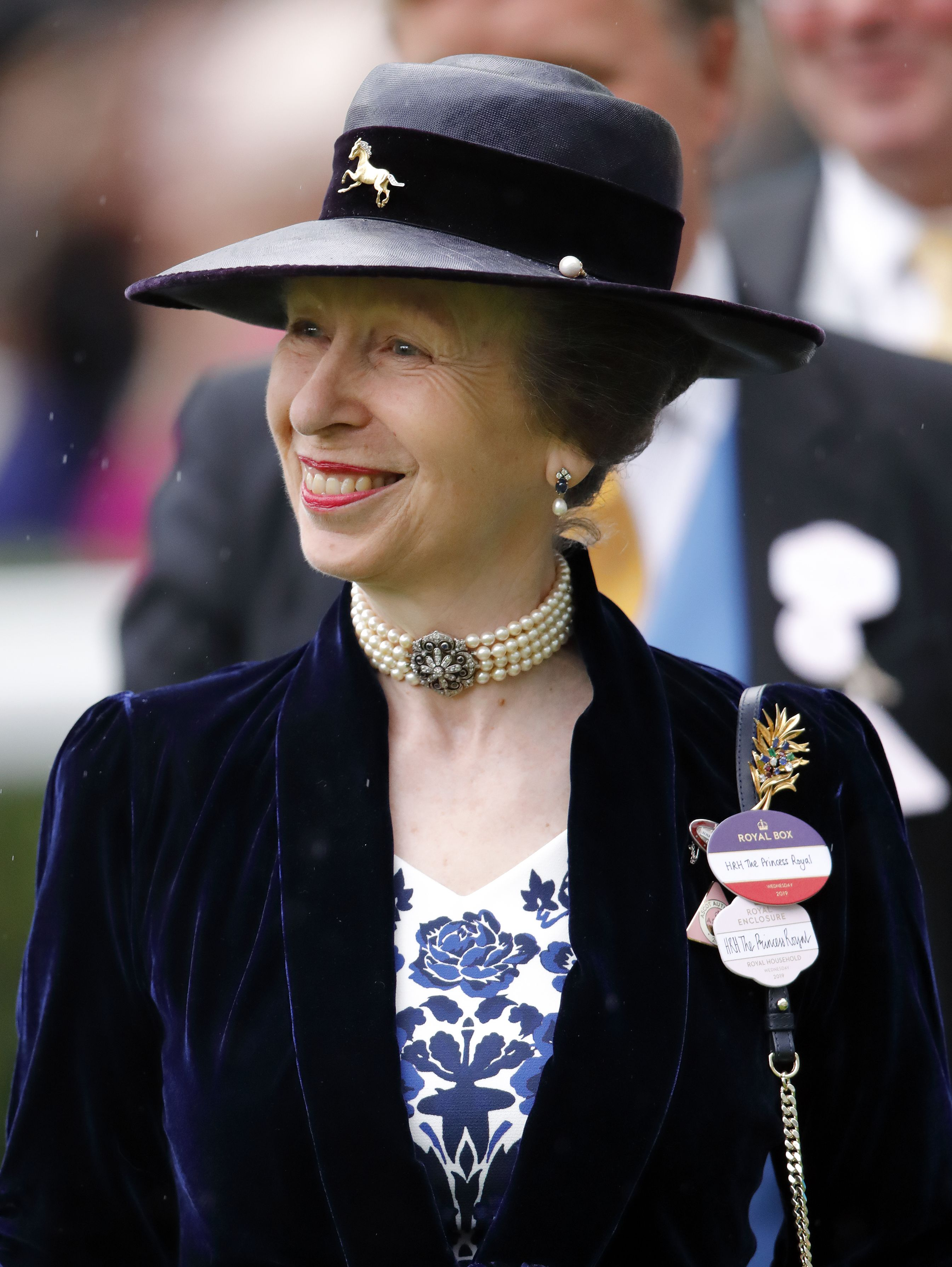 The Royal Family Celebrates Princess Anne's Birthday With Well-Wishes on Instagram