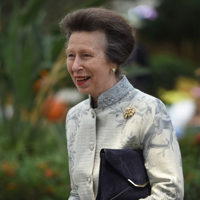 princess anne chelsea flower show
