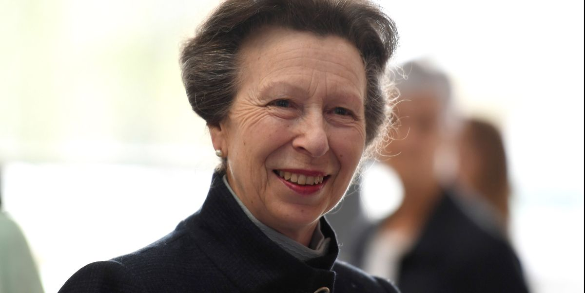 "Princess Anne says young royals shouldn't ""reinvent the wheel"""