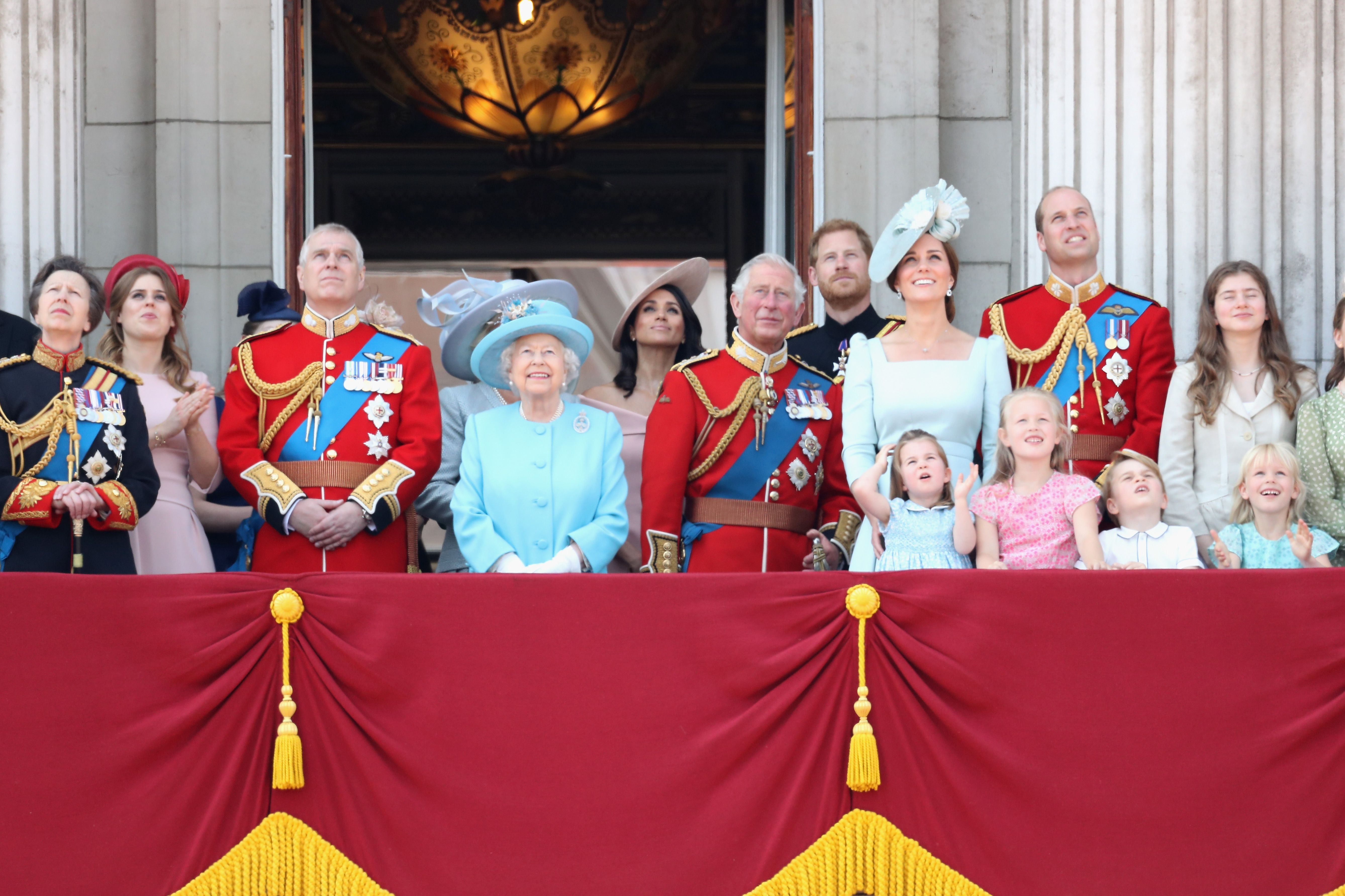 Royal Family Titles and Names Explained, From Queen Elizabeth to ...