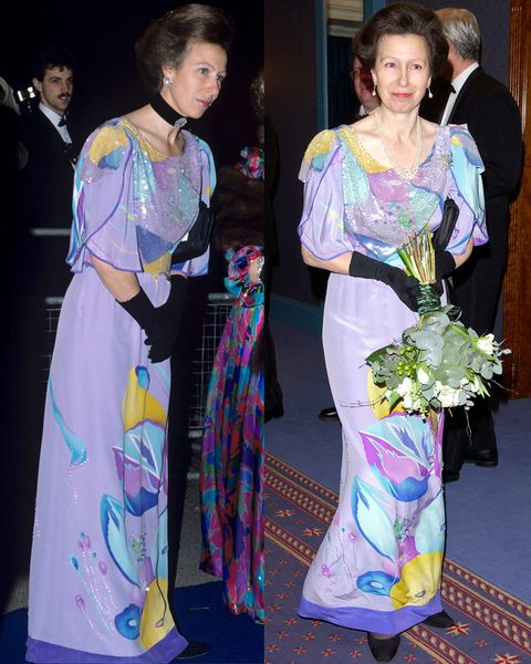 Princess Anne S Repeat Outfits Princess Anne Rewearing Clothes