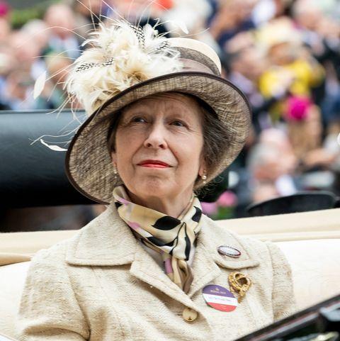 princess anne royal ascot carriage 2019