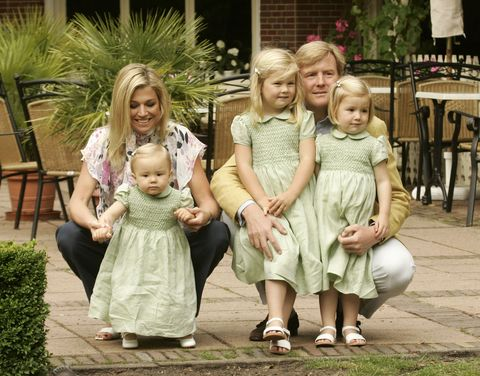 Dutch Royal Family Photocall