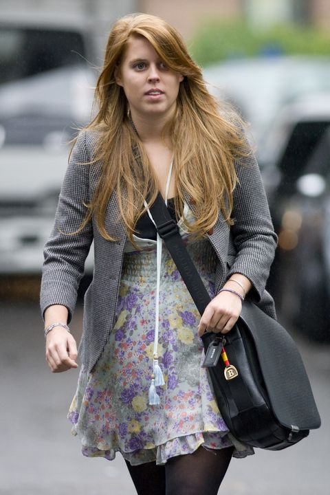 Princess Beatrice S Style Evolution Over The Past 30 Years