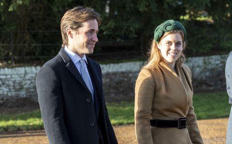 princess beatrice royal wedding pictures