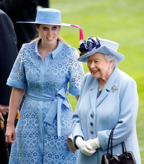 The Queen Posts Sweet Birthday Tribute To Princess Beatrice
