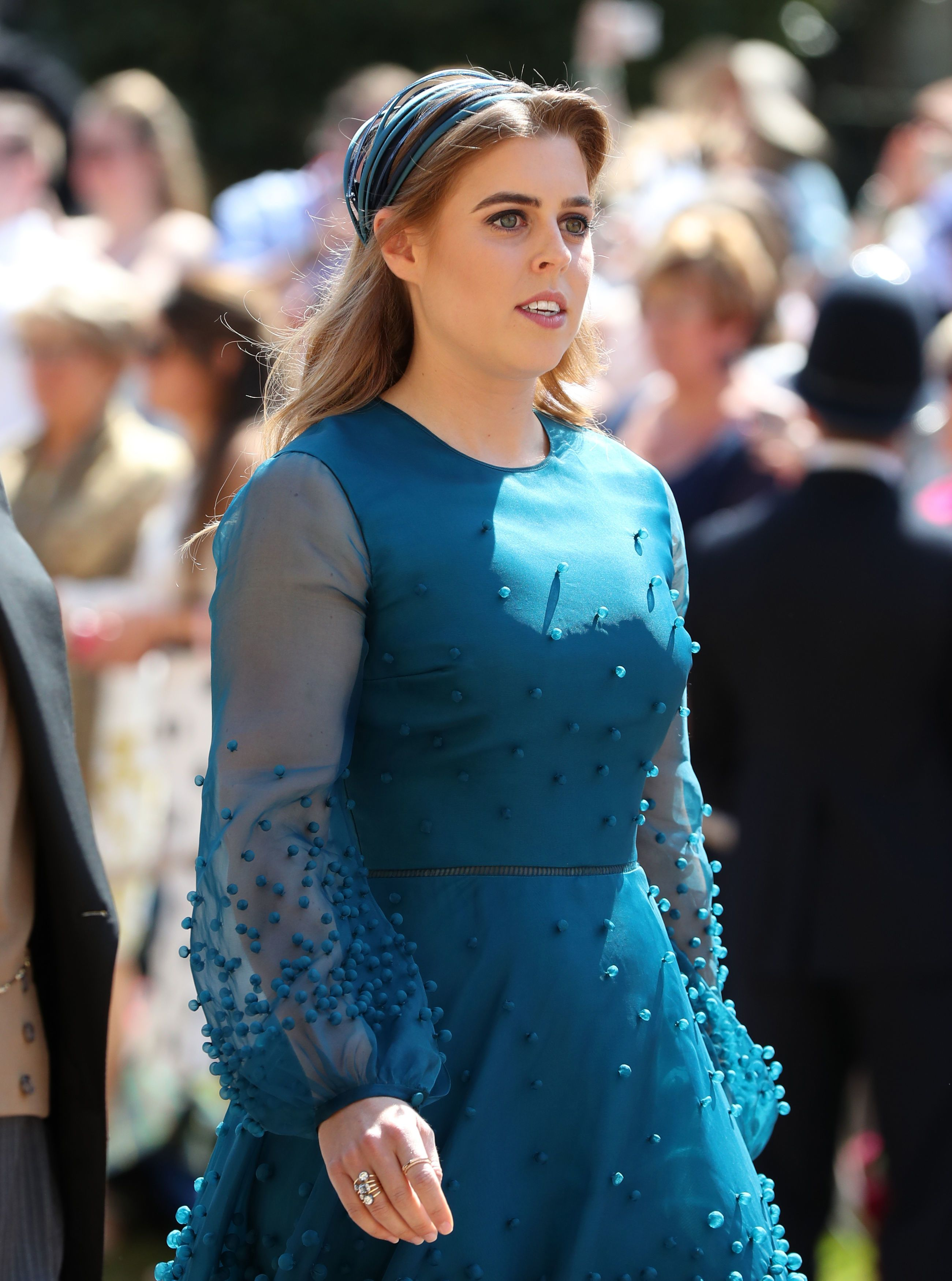 Who Is Princess Beatrice Of York Prince Andrew S Daughter Facts
