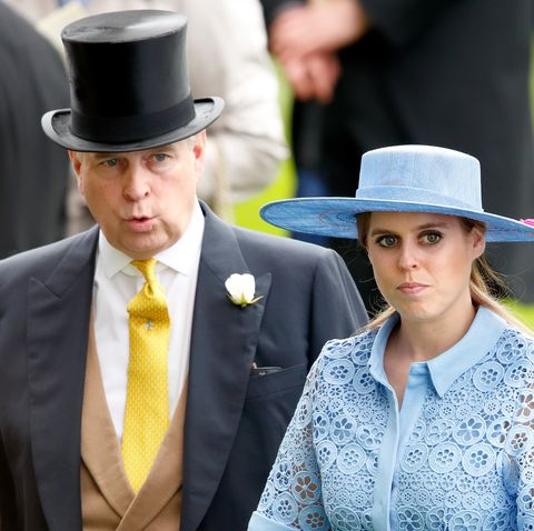 Princess Beatrice had to cancel her engagement party over Prince Andrew scandal