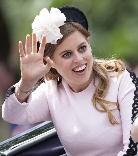 Princess Beatrice Trooping The Colour 2019