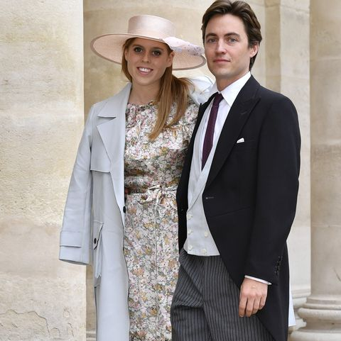 Wedding Of Prince Jean-Christophe Napoleon And Olympia Von Arco-Zinneberg At Les Invalides