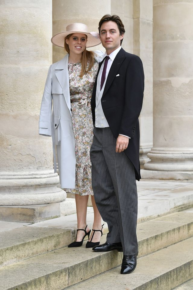 wedding of prince jean christophe napoleon and olympia von arco zinneberg at les invalides