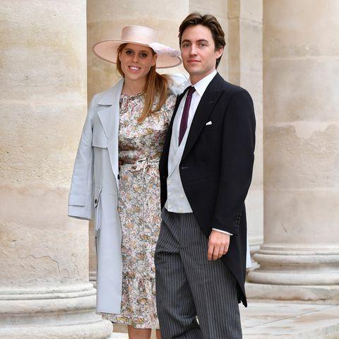princess beatrice edoardo mapelli mozzi Wedding of Prince Jean-Christophe Napoleon and Olympia Von Arco-Zinneberg
