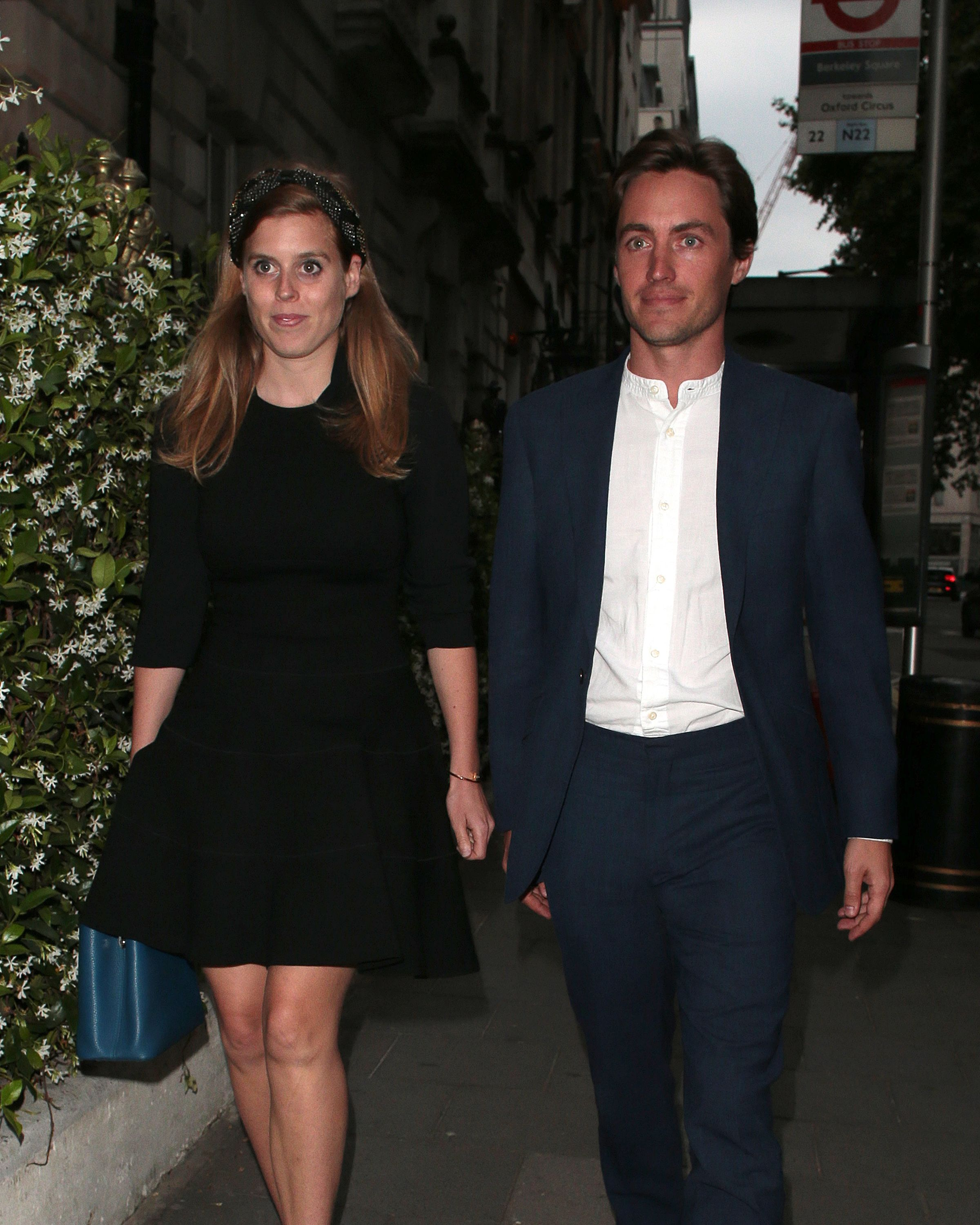 A timeline of Princess Beatrice's relationship with Edoardo Mapelli Mozzi