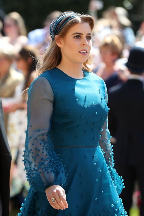 Princess Beatrice Best Royal Wedding Hats