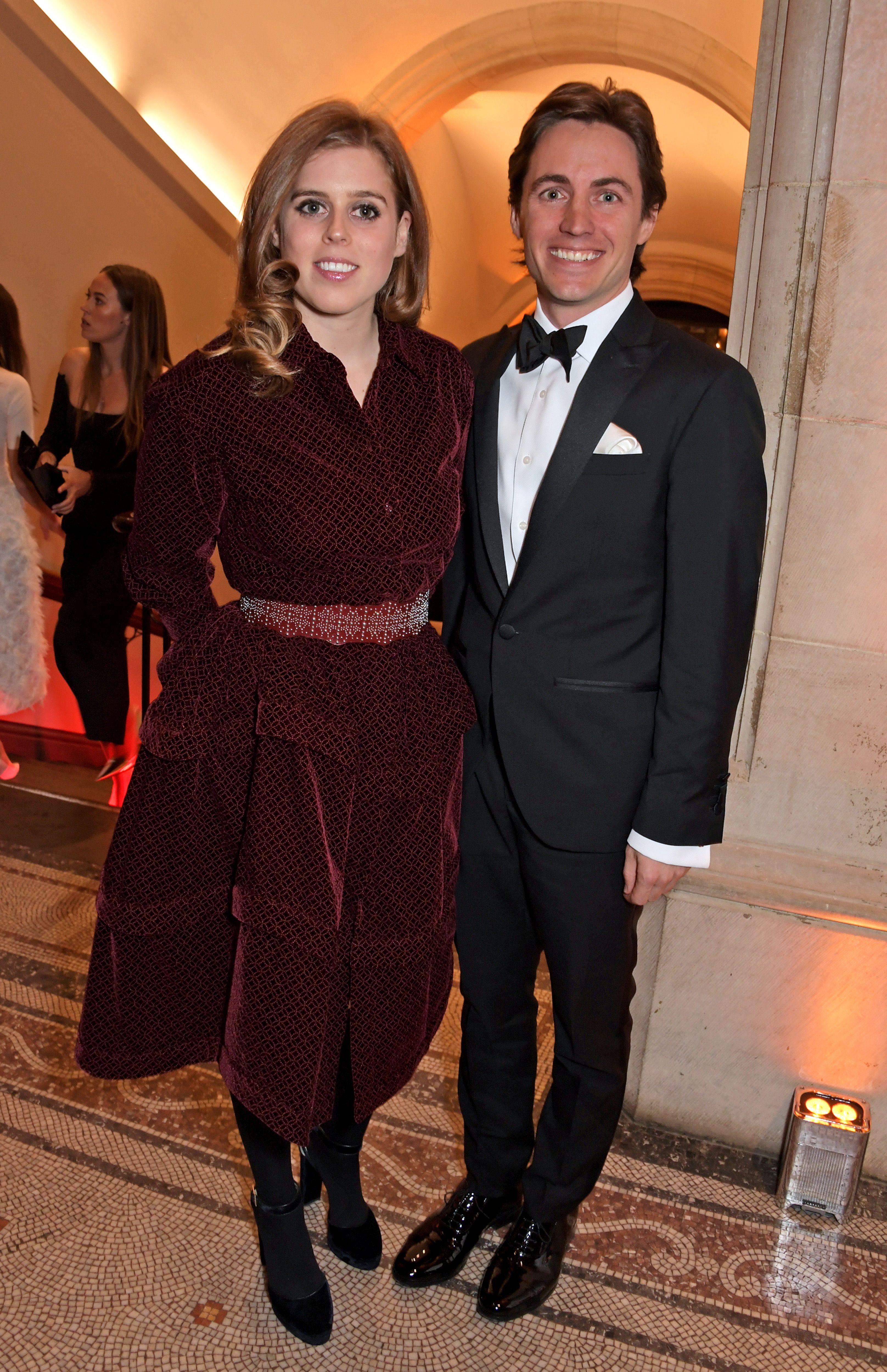 Princess Beatrice Edoardo Mapelli Mozzi Relationship Timeline