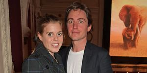 princess beatrice and her fiance