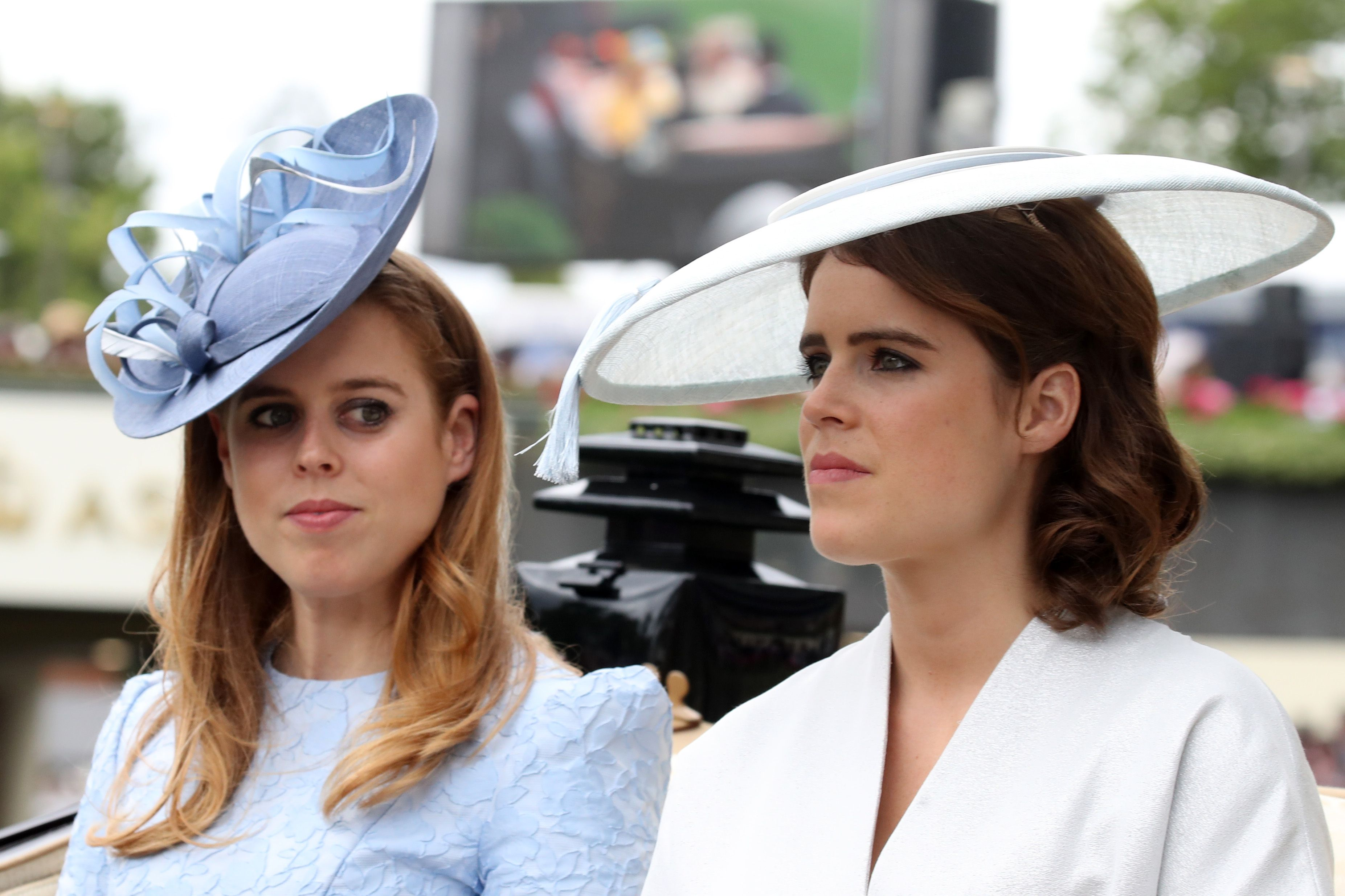 "Eugenie and Beatrice Have Been ""Going Though Hell"" Since Their Dad Prince Andrew Stepped Down"