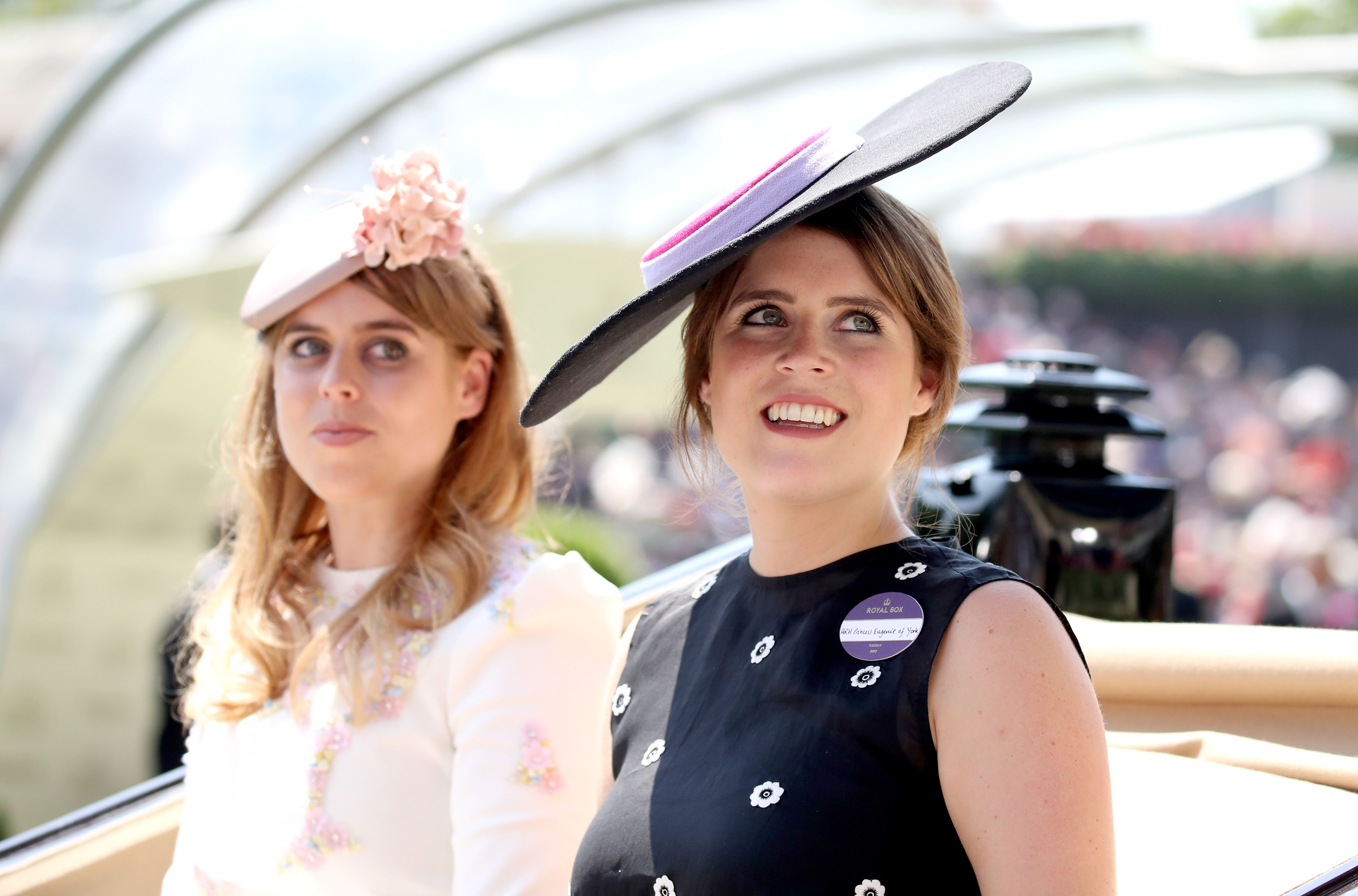 Princess Eugenie shares adorable Father's Day tribute to Prince Andrew images