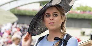 princess beatrice of york royal ascot 2017