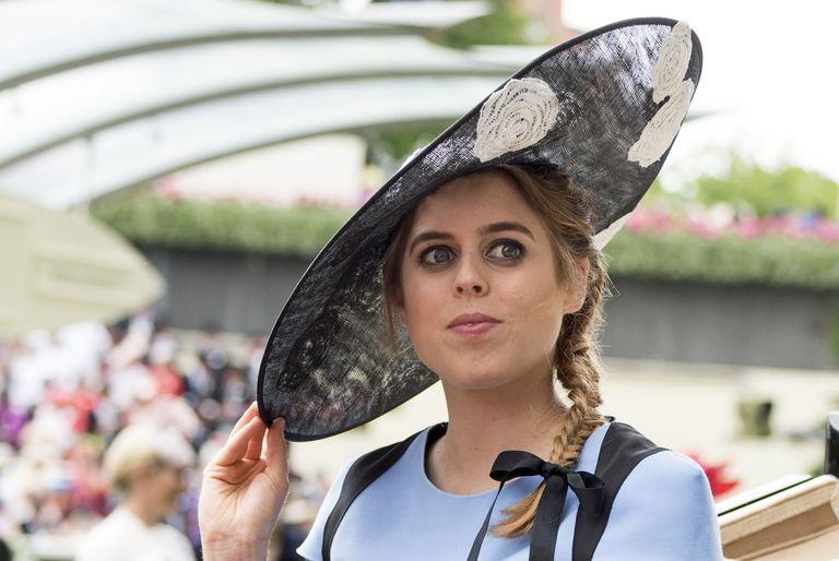 princess beatrice of york royal ascot 2017