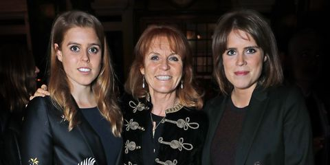 sarah ferguson says charity work made her a better mother to