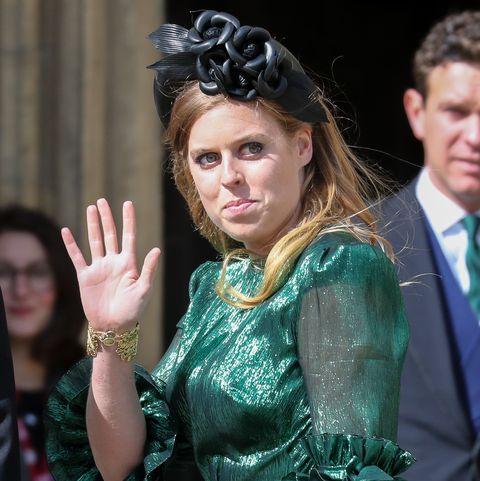 Beatriz de York petición invitados boda Edoardo Mapelli