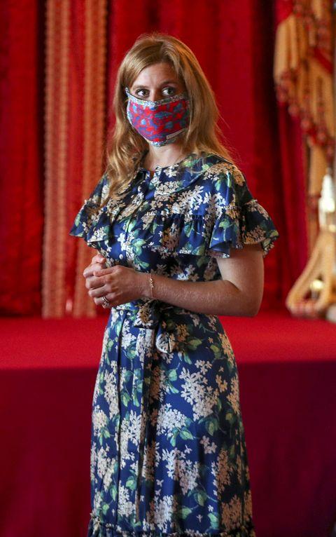 ベアトリス王女 マスク