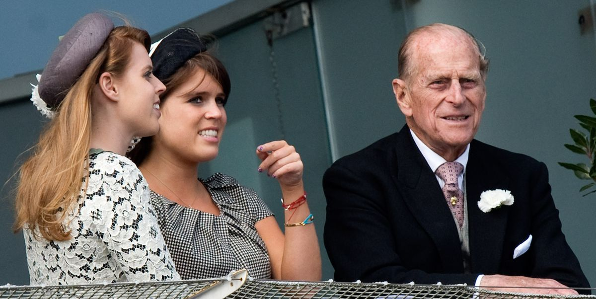 Princess Eugenie Shared a Sweet Tribute to Prince Philip