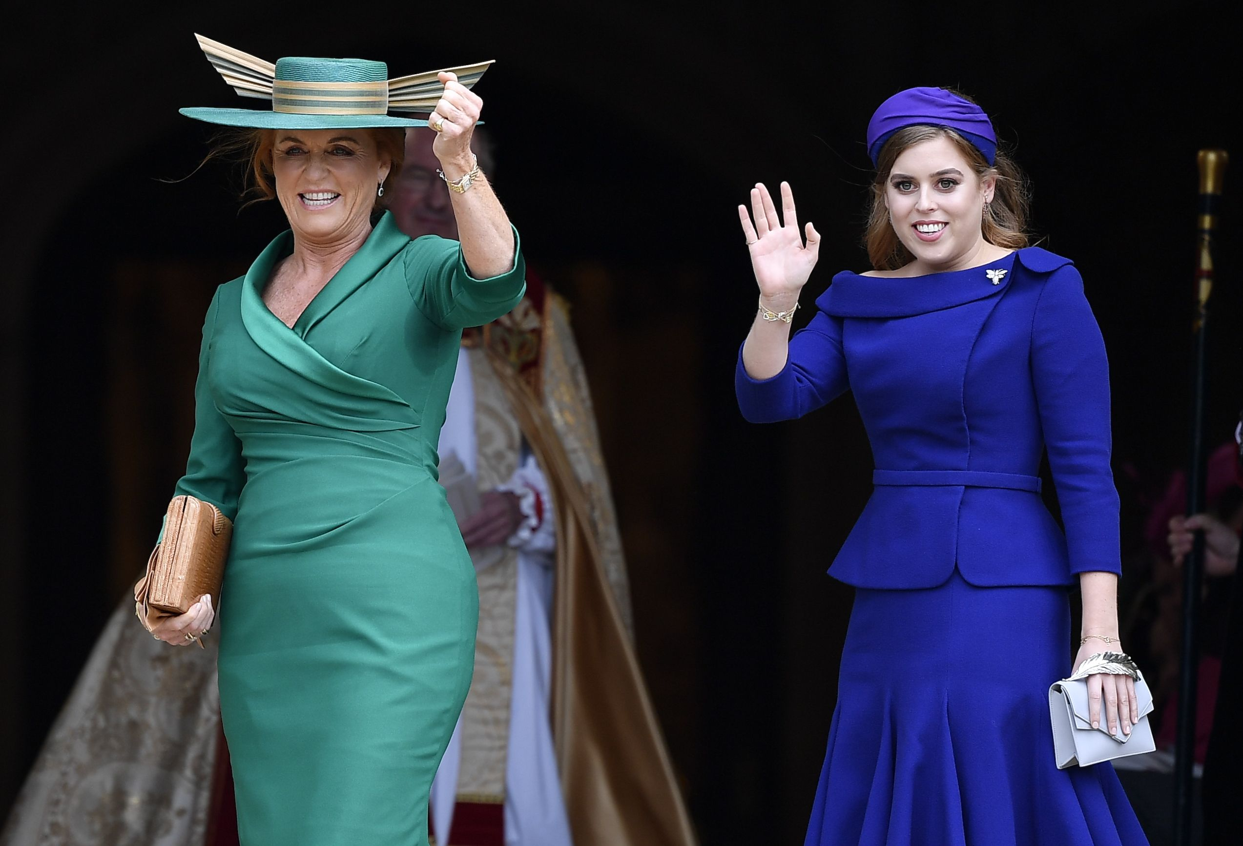 Why Sarah Ferguson Will Make History When Princess Beatrice Marries