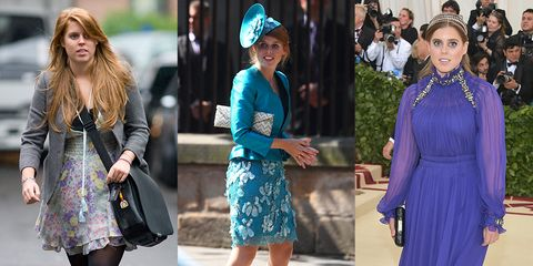 390afc60cb77 Princess Beatrice's Style Evolution Over the Past 30 Years