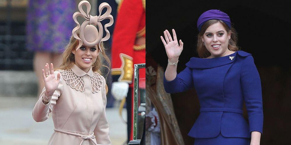 Princess Beatrice Royal Wedding Outfits