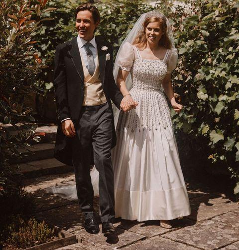 prince andrew princess beatrice eugenie royal wedding