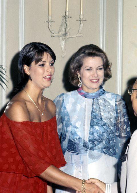 Royal Family of Monaco Host a Party