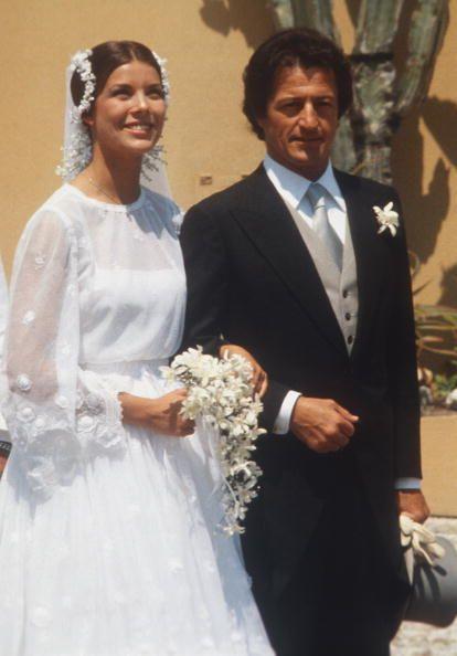 princess caroline's wedding