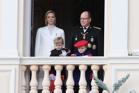 Monaco National Day 2019