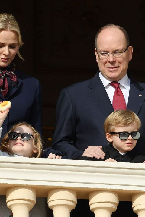 monaco royal family princess gabrielle prince jacques