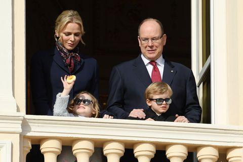 摩納哥小王子和小公主也超可愛!30張雅克王子&加布瑞拉公主「雙胞胎圖輯」,萌度破表保證療癒你的心