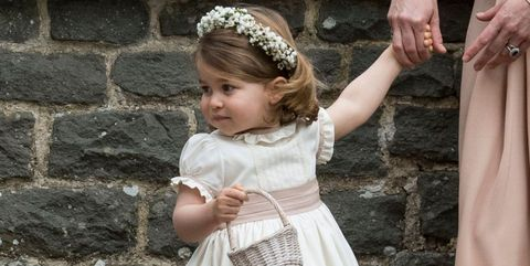 Princess Charlotte nursery