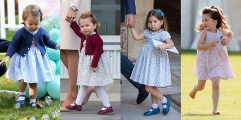 Child, Clothing, Toddler, Dress, Footwear, Design, Pattern, Pattern, Child model, Shoe,