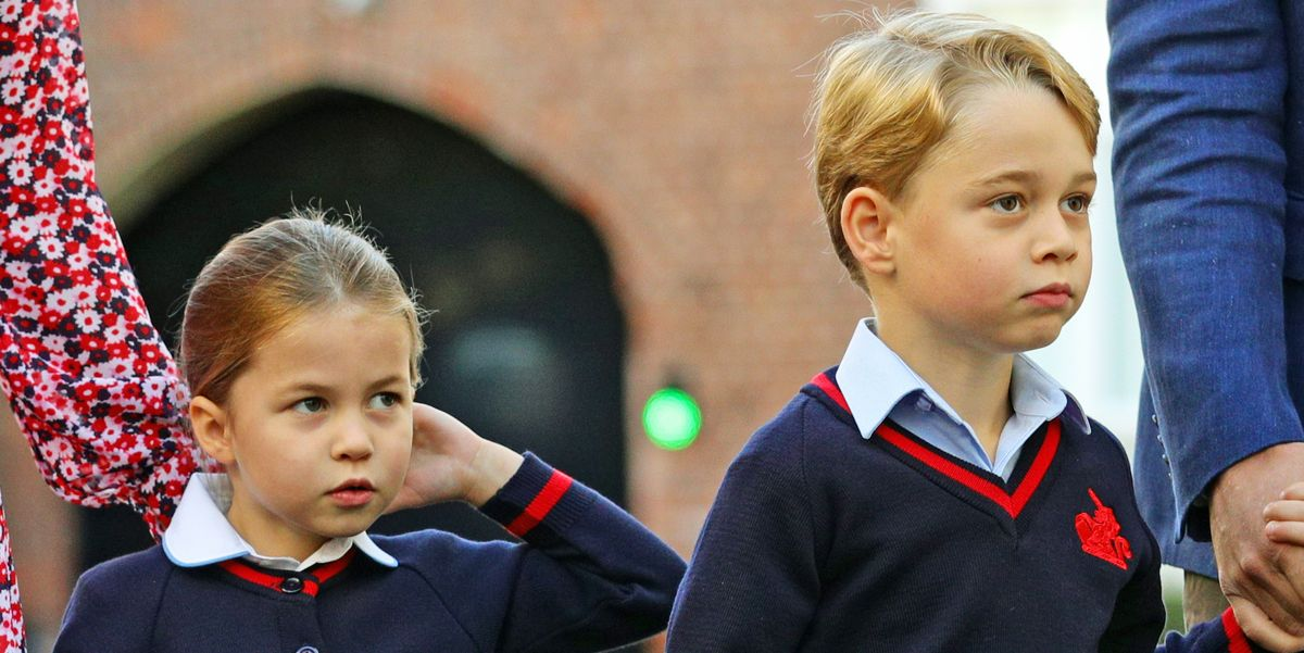 Prince George and Princess Charlotte May Stay Home Once School Reopens