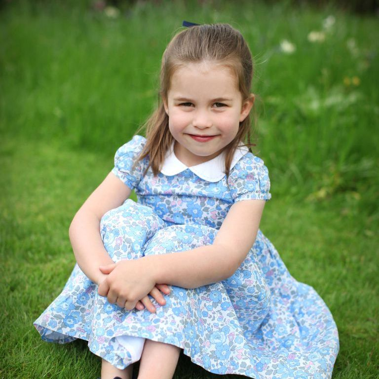 Kensington Palace confirms Princess Charlotte's school