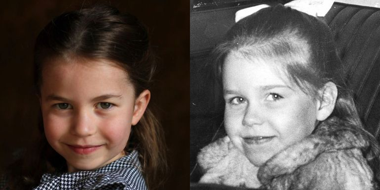 Princess Charlotte & Lady Sarah Chatto Look So Alike in Photos