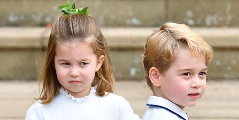 The Sweetest Christmas.Prince George And Princess Charlotte Have The Sweetest